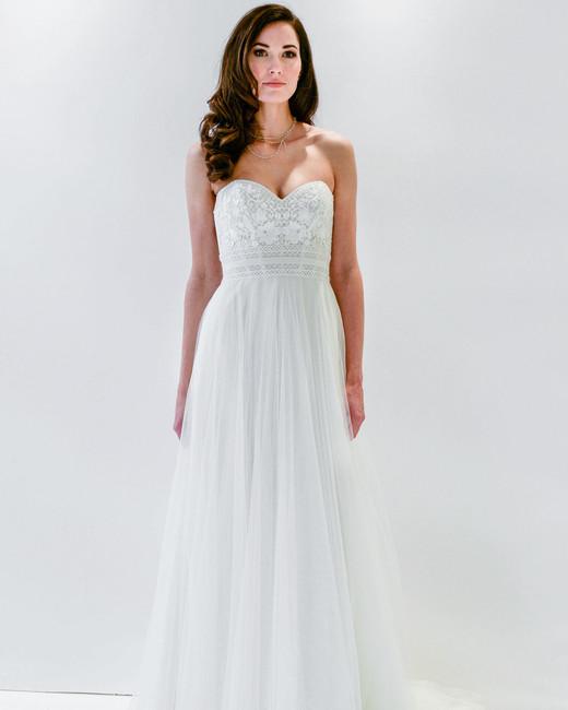 watters wtoo sweetheart flowy wedding dress spring 2018