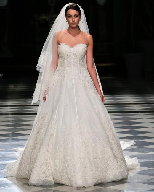 yolancris a-line lace sweetheart wedding dress spring 2018