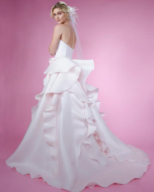 angel sanchez ballgown spring 2018 wedding dress