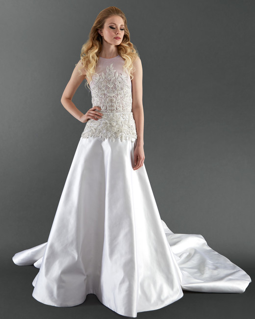 randi rahm beaded wedding dress spring 2018