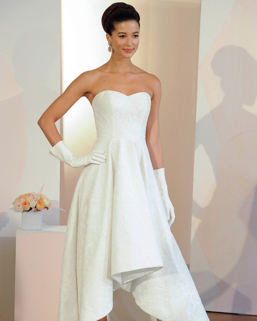 Anne Barge Spring 2018 Wedding Dress Collection Martha Stewart