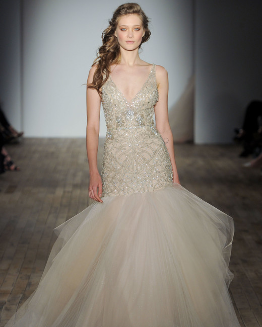 lazaro mermaid wedding dress spring 2018