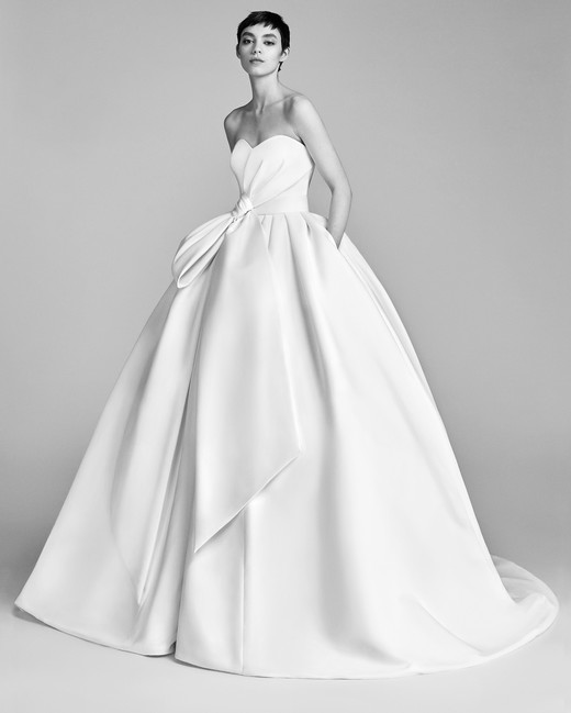 Viktor&Rolf Ball Gown Wedding Dress Spring 2018