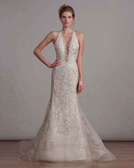 liancarlo halter wedding dress