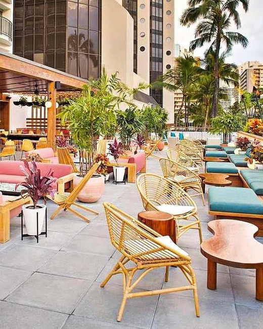 oahu hotels the laylow autograph collection