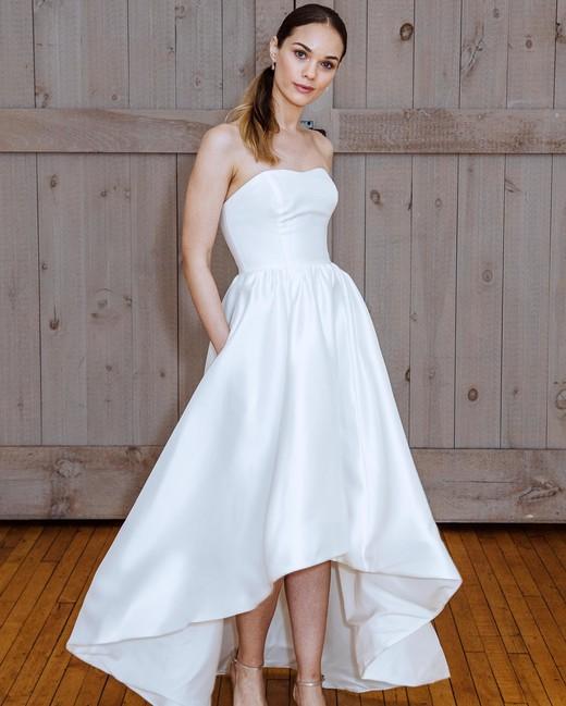 david's bridal sweetheart a-line wedding dress spring 2018