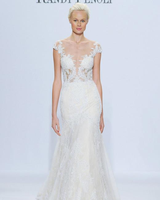 randy fenoli cap sleeve wedding dress spring 2018