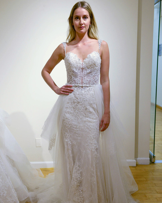 eve of milady sweetheart wedding dress spring 2018