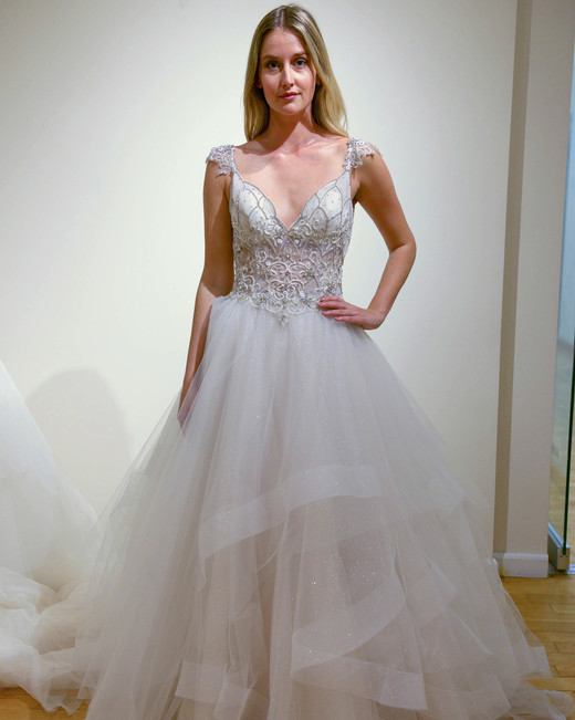 eve of milady ball gown wedding dress spring 2018