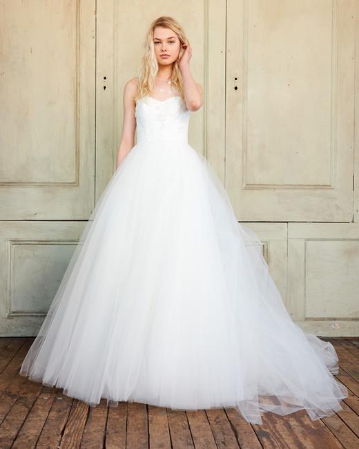 amsale christos illusion tulle wedding dress spring 2018