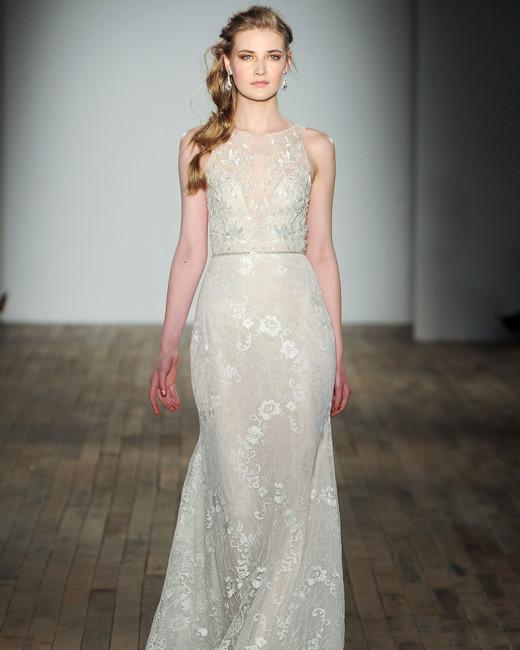 jlm tara keely high neck flowy wedding dress spring 2018