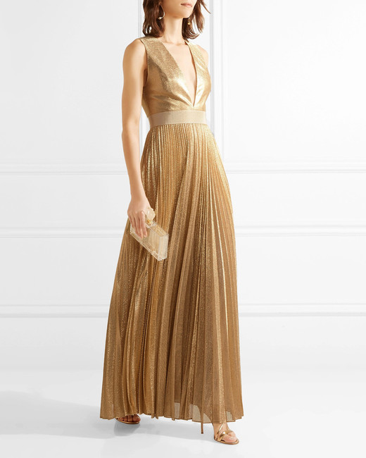 Metallic Bridesmaid Dresses That You Can Wear Over And