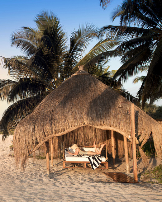 romantic destination benguerra island mozambique