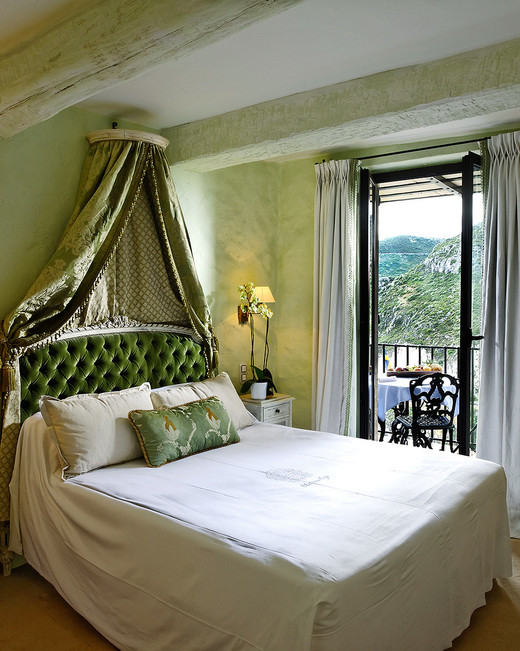 romantic destination chateau eza provence france