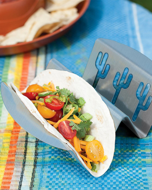 zola nordic ware taco rib rack