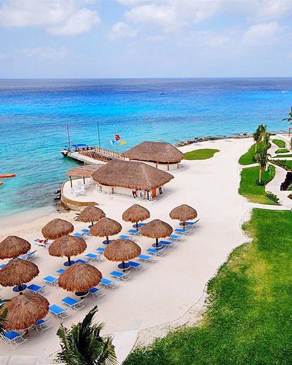 cozumel hotels presidente intercontinental resort spa