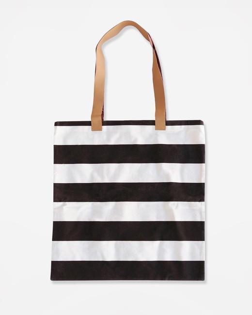 morning registry items rosanna ladies choice stripes tote