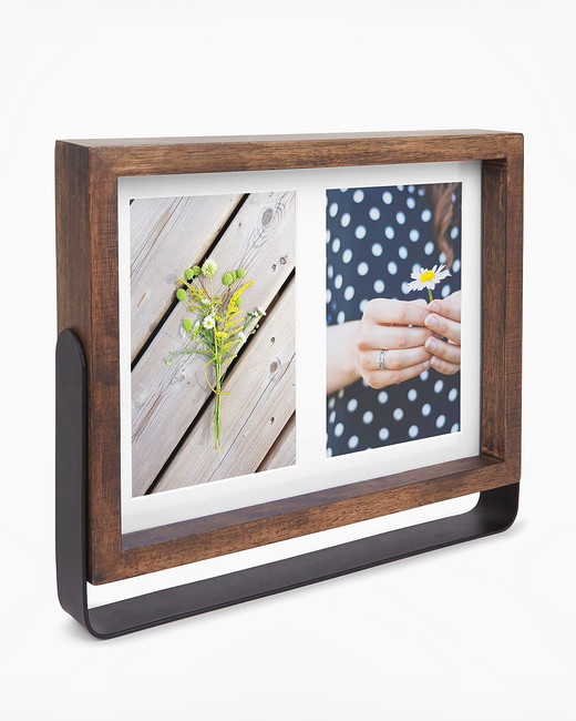 southwestern registry items zola umbra axis picture frame