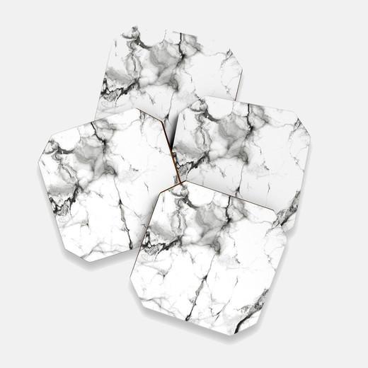 shades of gray registry items zola deny designs marble coasters