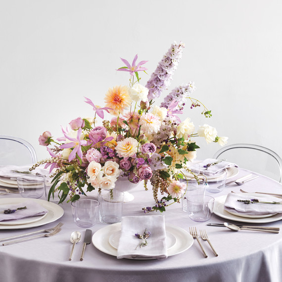 Flower Table Arrangements For Weddings: How To: DIY Plaster-Dipped Vessel Centerpieces