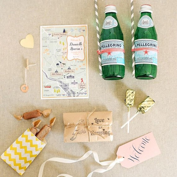 Gift Ingredients