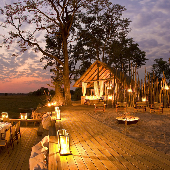 Bushcamp in Zambia