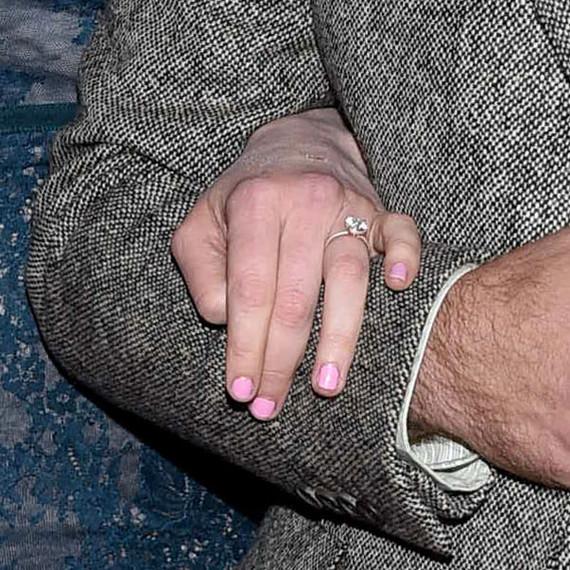Laura Prepon Engagement Ring