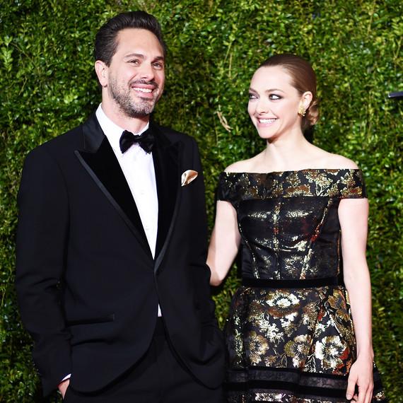 Amanda Seyfried and Thomas Sadoski are engaged