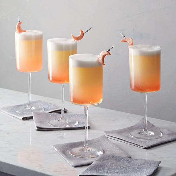 hybrid crescent cocktails
