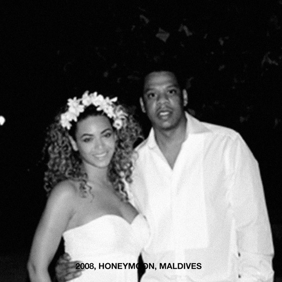 Beyoncé Shares Never-Before-Seen Photos Of Her Wedding Day