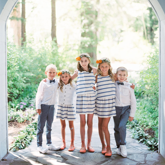 Family Picture Ideas For Wedding: 6 Unexpected Ways To Include Kids In Your Wedding