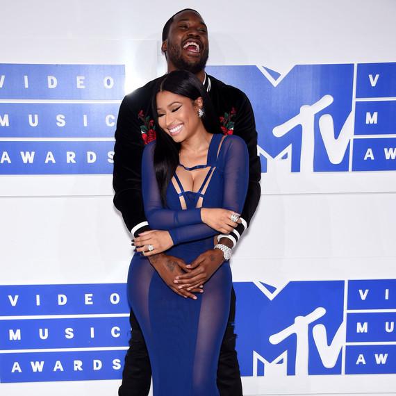 Nicki Minaj Meek Mill VMAs 2016