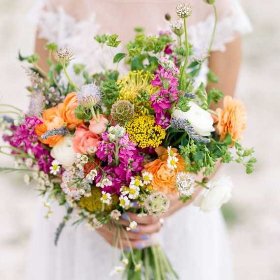 The Best (and Worst) Wedding Flowers For Brides With