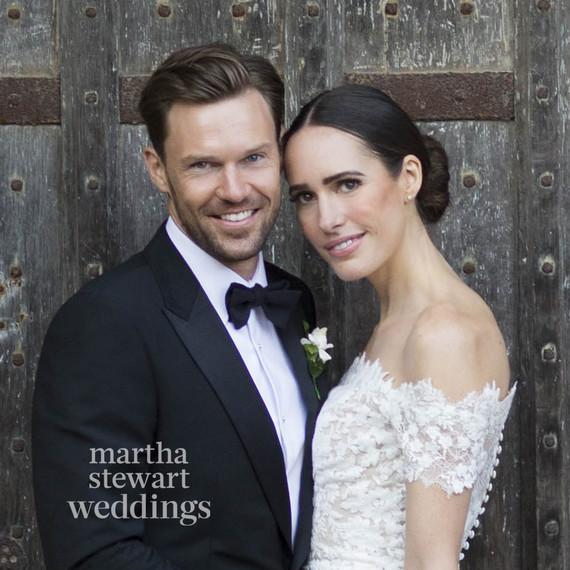 Louise Roe Mackenzie Hunkin Wedding Photo