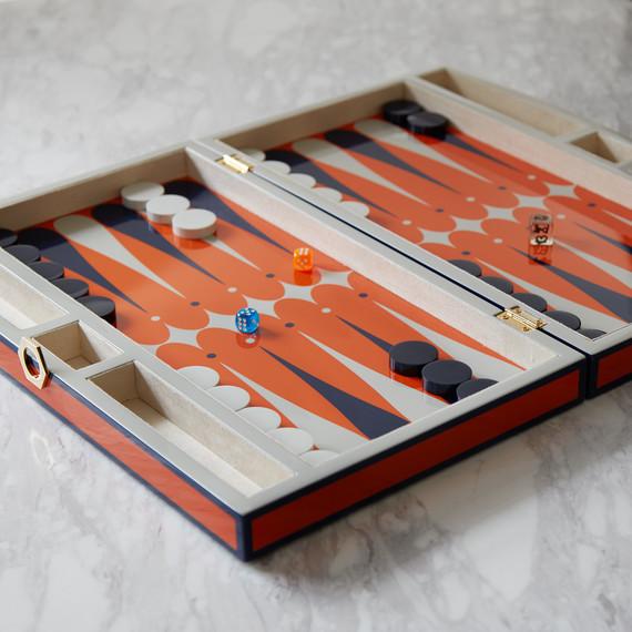 Backgammon Game Set from Jonathan Adler