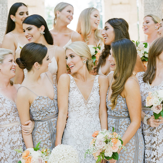 natalie jamey wedding bridesmaids relaxed