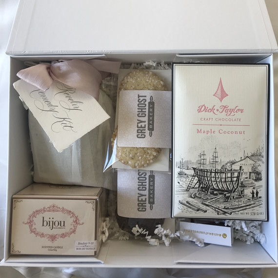 Dewberry Hotel Gift Box