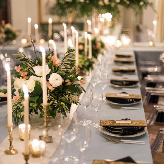Charleston dinner party