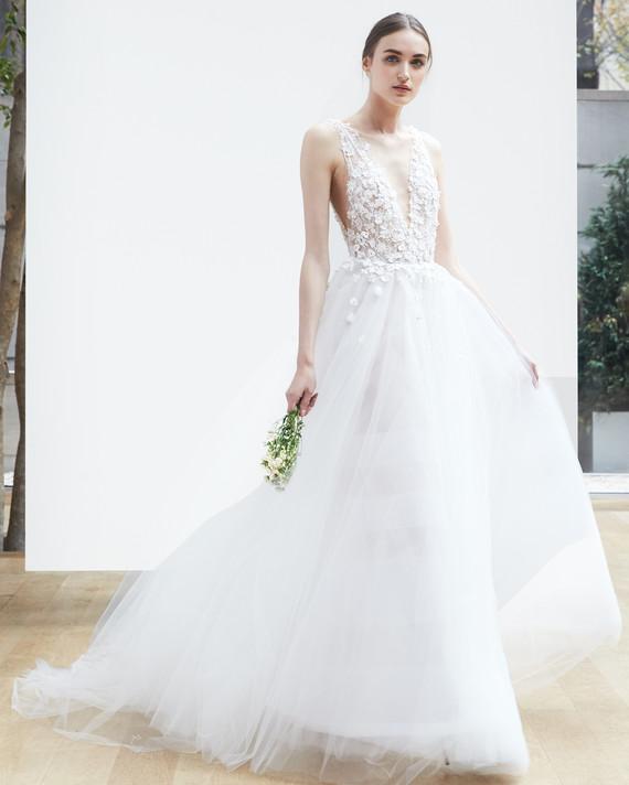 Go Inside Spring 2018 Bridal Fashion Week