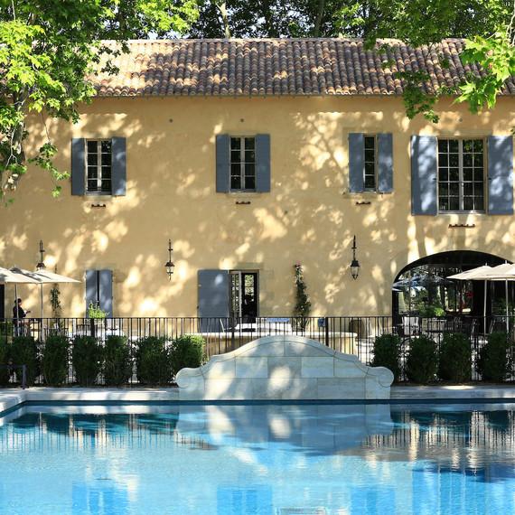 Domaine de Manville Provence France