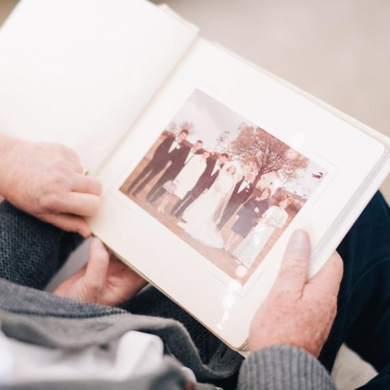 anniversary photo shoot andy margaret wedding album