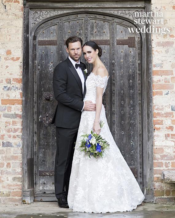 Go Inside Louise Roe and Mackenzie Hunkin's Wedding!