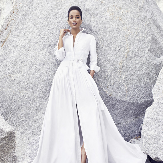 these modern wedding dresses will rock your world martha