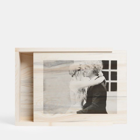 Darcy's Diary, Wooden Memory Box