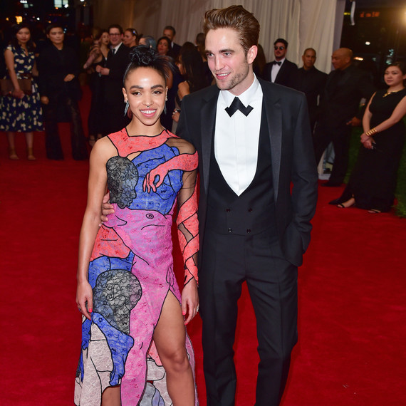 Robert Pattinson Plays Coy Over FKA Twigs: We're Still 'Kind Of' Engaged