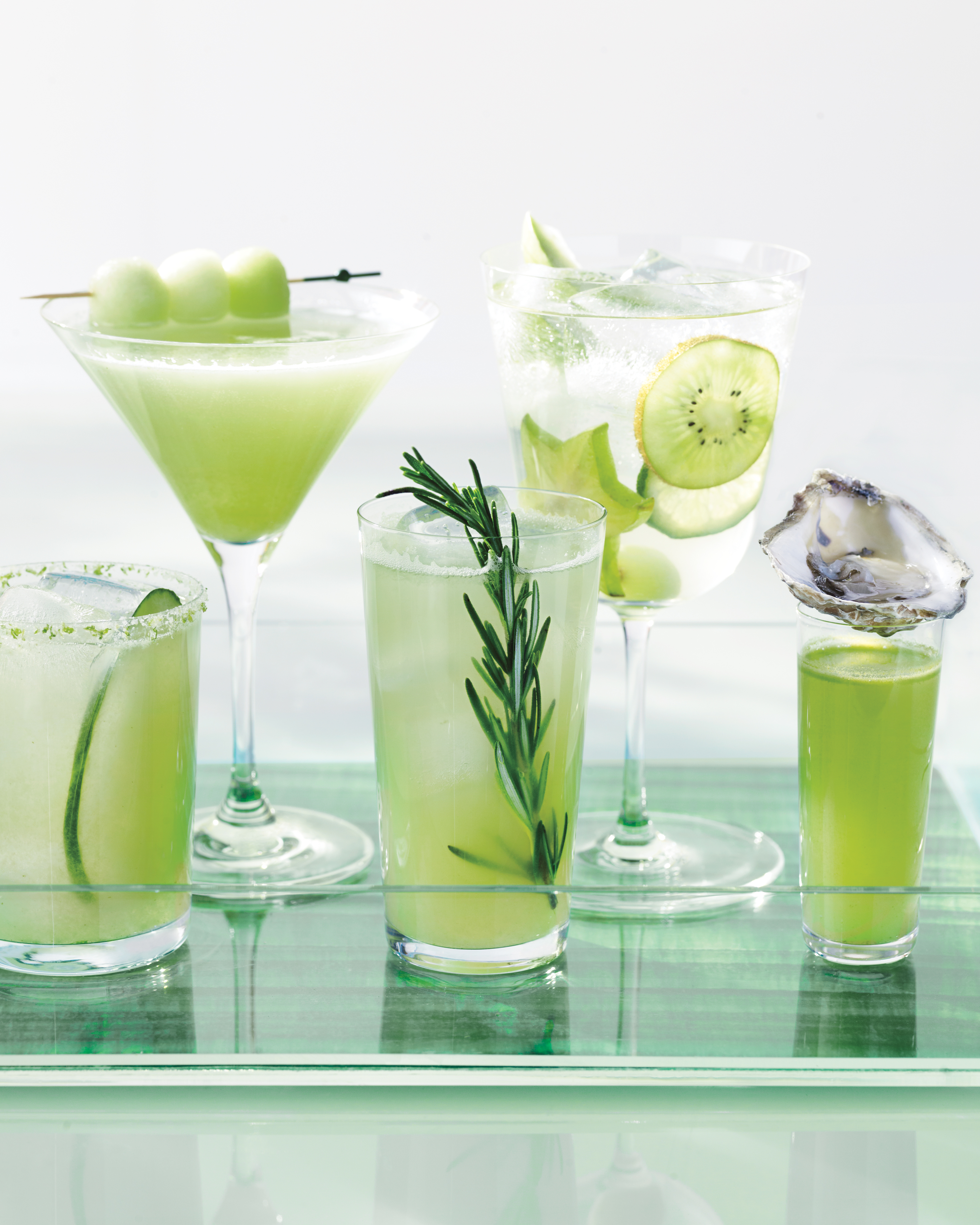 Apple and Rosemary Fizz