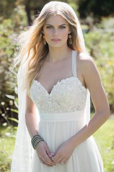 lillian west sweetheart lace