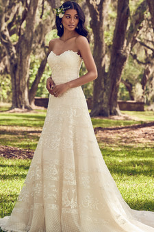 maggie sottero aline sweetheart