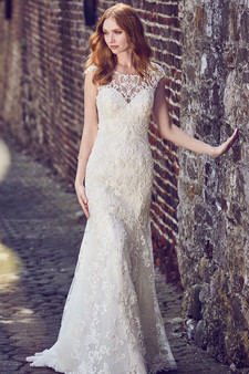 maggie sottero cap sleeve sweetheart