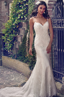 maggie sottero sheath sweetheart